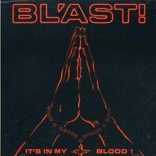 Bl'ast!, Bl'Ast - It's in My Blood [New CD]