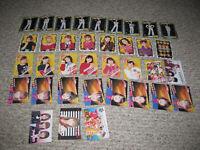 Morning Musume Lot of 50 Trading Photo Cards Old Generation OG Japan J-POP