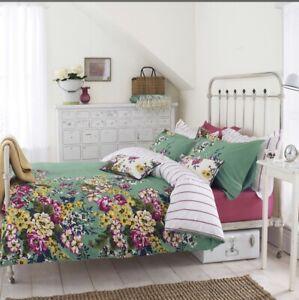 Scion Duvet Cover Super King Size  Reversible Cotton Cambridge Floral
