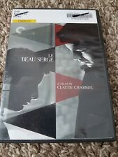 Le Beau Serge (DVD, 2011, Criterion Collection) **LIKE NEW!!** - EX Lib