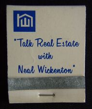 Neal Wickenton Real Estate Noble Park 5465333 Hughesdale 5690481 Matchbook (Mk3)