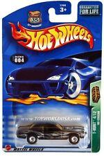 2003 Hot Wheels Treasure Hunt #04 '68 Cougar