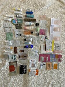 Lot Of 70+ Sephora Nordstrom Skincare Samples GWP
