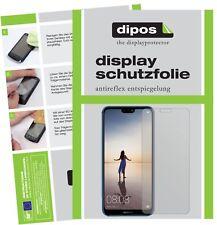 6x Huawei P20 Lite Screen Protector Protection Anti Glare dipos