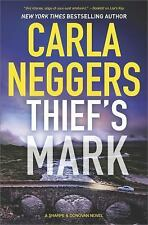 Thief's Mark: An Unforgettable Mystery (Sharpe & Donovan), Neggers, Carla, Good