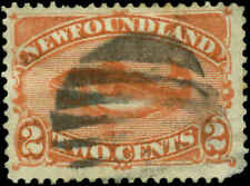 Canada, Newfoundland Scott #48b Used