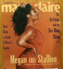 MARIE CLAIRE MAGAZINE MAY 2020 with MEGAN THEE STALLION on cover BRAND NEW