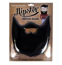 Negro Hipster barba