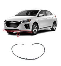 Front Bumper Lip Lower Deflector Hyundai IONIQ 2017-2018 OEM Front Lower Lip