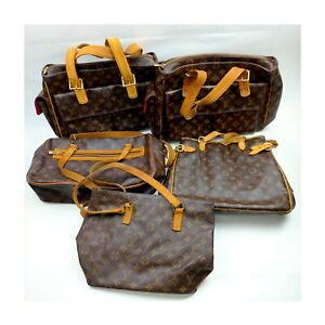 Louis Vuitton Monogram Hand/Shoulder Bag 5 pieces set 522757