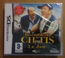 BIENVENUE CHEZ LES CH'TIS : LE JEU pour Nintendo DS ** NEUF **