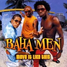 Baha Men move it like this (2002) [CD]