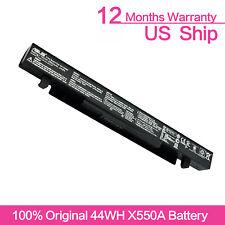 Genuine X550A Battery A41-X550A for Asus X550 X550B X550C X550CA X550CC X550V