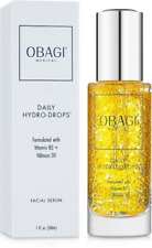 Obagi Daily Hydro Drops Facial Serum 1oz / 30ml NEW in Box FRESHEST ON EBAY