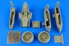 Aires 1/48 Fairchild A-10A Thunderbolt II conjunto de detalle de Italeri Kits # 4655