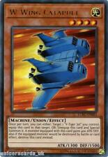 LCKC-EN083 W-Wing Catapult Ultra Rare 1st Edition Mint YuGiOh Card