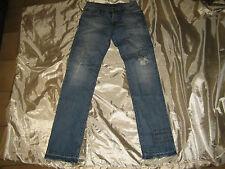 jeans pants dolce&gabbana special con annotazioni sartoriali taglia 44 size30
