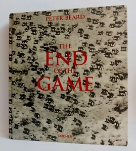 Peter BEARD The End of the GAME Taschen H'back