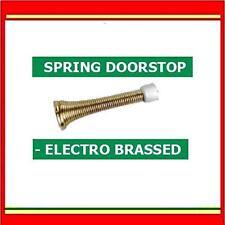 Brass Unbranded Door Accessory Decorative Doorstops