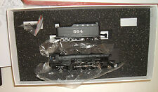 Broadway Limited Paragon2 Sound DC DCC Train Engine Gulf, Mobile & Ohio 4-6-2