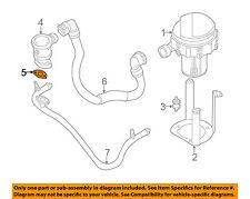 BMW OEM 96-02 Z3 A.I.R. System-Valve Gasket 11727505259