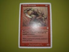 Goblin Commando x1 - Starter 1999 - Magic the Gathering MTG 1x