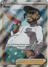 Rose - 71/72 - Full Art Ultra Rare Shining Fates Pokemon NM
