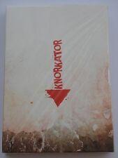 Knorkator - Weg Nach Unten (2DVD) Brand New, Sealed, Slip Case
