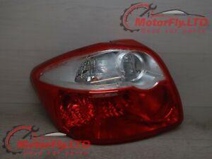 2011 TOYOTA AURIS HYBRID E150 PASSENGER REAR LEFT LIGHT ASSEMBLY