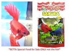 BETTA Food Fresh Water Fish Guppy Pellet Floating Larva Fry Mosquito Shrimp Fin