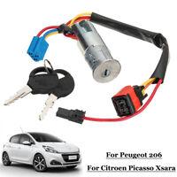 Neiman Antivol de Direction pour Peugeot 206/Citroen Picasso Xsara 4162P0 992712