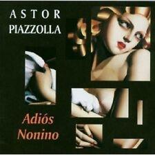 ASTOR PIAZZOLLA - ADIOS NONINO CD JAZZ 13 TRACKS NEU