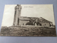 AK Frankreich Mousson-Kirche 1.WK  (S21)