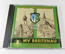 MV Breitenau Knappenkapelle In der Breitenau Glück auf liabe Bergleut u.a. CD
