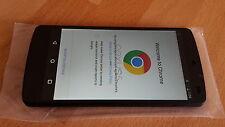 Lg nexus 5 de Google 32gb en negro/lg-d821/sin bloqueo SIM! sin Branding!