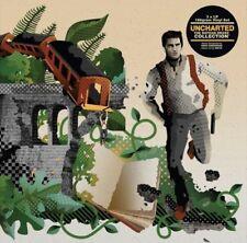 Greg Edmonson Uncharted: The Nathan Drake Collection / O.S.T. Vinyl 2 LP NEW sea