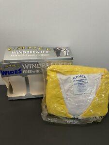Vintage 90's CAMEL CIGARETTES Windbreaker Paper Jacket Size XL