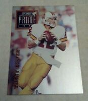 TRENT DILFER 1996 PLAYOFF PRIME CARD # 080 A1400