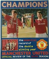 CHAMPIONS - Manchester United - Official Review of 1993/94 - Essential Record!