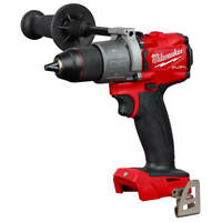 New Milwaukee 18 V M18 FUEL Brushless Hammer Drill With Handle Model # 2804-20
