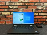 """Dell XPS 13 9365 2-IN-1 13.3"""" QHD+ Touch I7-7Y75 1.30GHz 512GB SSD 16GB NVMe"""