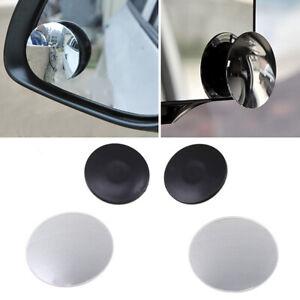 Blind Spot Mirror Adjustable Self Adhesive Glue Lightweight Car Accessories Set