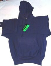 9a49974eef3 Camber Cross Knit Hooded Pullover Sweatshirt Hoodie Made in USA Size Small  NEW