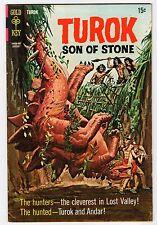 Gold Key TUROK SON OF STONE #68 Jan 1970 Vintage Comic
