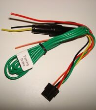 s l225 kenwood standard audio & video wire harnesses ebay kenwood kvt 719dvd wiring diagram at soozxer.org