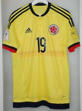 Match worn shirt jersey Colombia national team WC 2018 Russia Portugal Argentina
