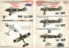 STAMPA Scala 1/48 Aces of the Legion Condor PARTE 1 #48118