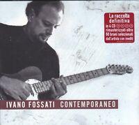 4 CD Box IVANO FOSSATI ~ CONTEMPORANEO ~ IL MEGLIO ~ THE BEST ~ SUCCESSI nuovo