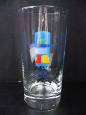 2010 Vancouver Olympic Games > Glass Tumbler