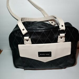 MARY KAY Seller Consultant Bag Large Tote Overnight Bag Cosmetic Case